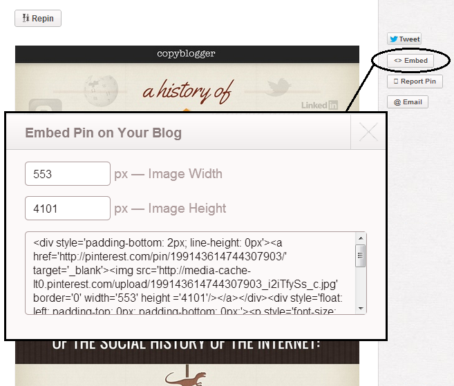 Pinterest blog post1 'Its not only about cupcakes': What is Pinterest and why does it matter?