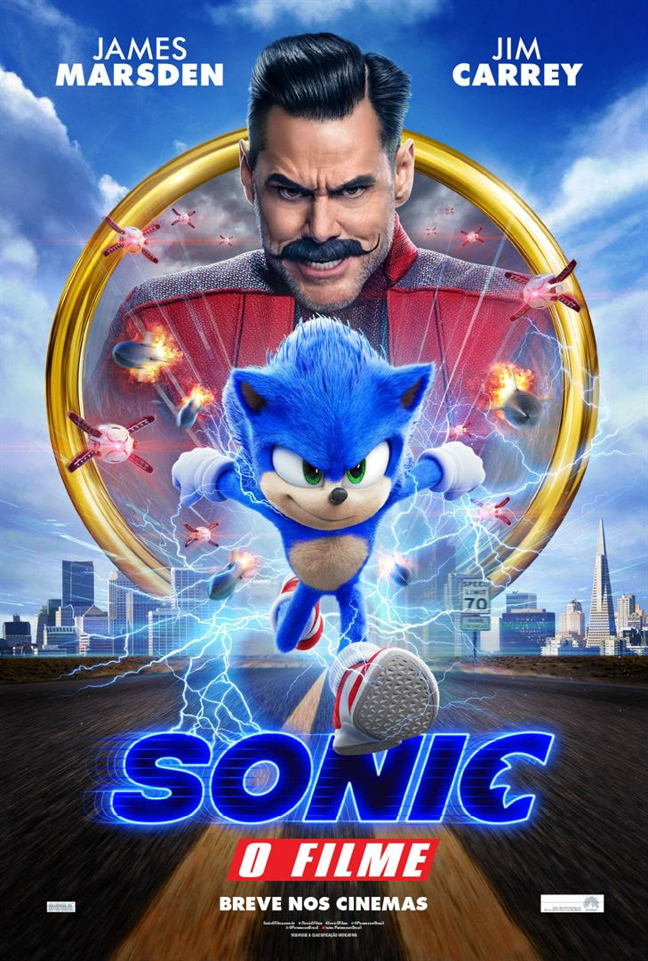 Sonic - o filme, 2020