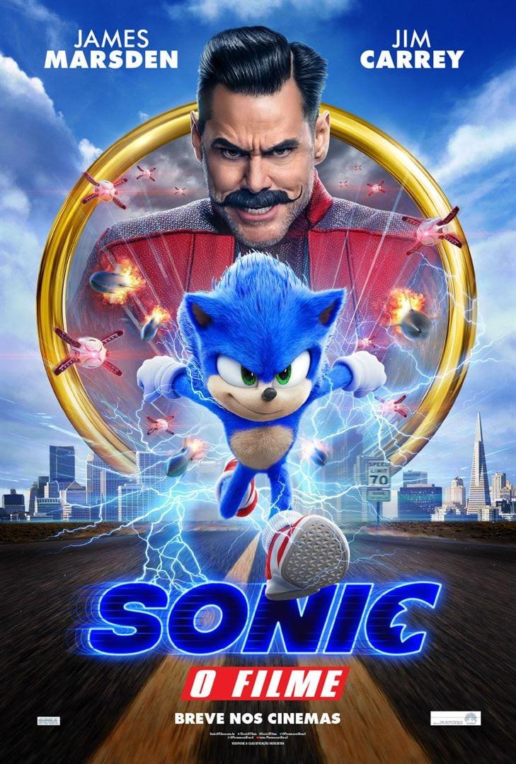 Sonic - o filme, 2020