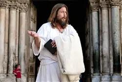 Missionary James Joseph, aka 'the Jesus guy'