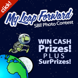 My Leap Forward SBI! Photo Contest @ SiteSell Facebook