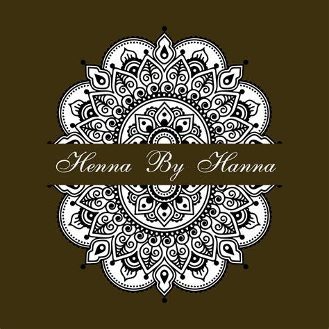 henna  hanna logo design  behance