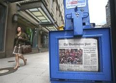 Earns Washington Post