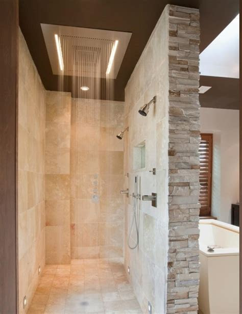 fabulous doorless shower designs   bathroom camer