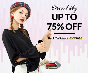 Up To 75% OFF : Back To School Sale