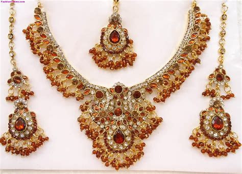 57 Gold Necklace Designs For Marriage, Indian Jewellery