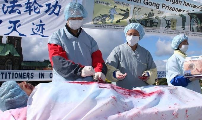 China está retirando órgãos de prisioneiros cristãos ainda vivos, denunciam médicos