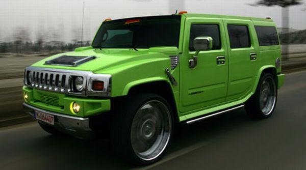 Biodiesel Hummers