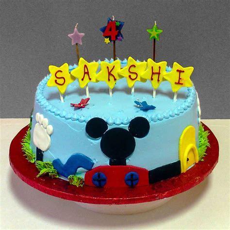 Sakshi Mickey Mouse   Rashmi's Bakery