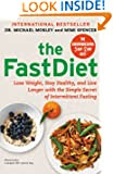 The Fast Diet by Michael Mosley book cover
