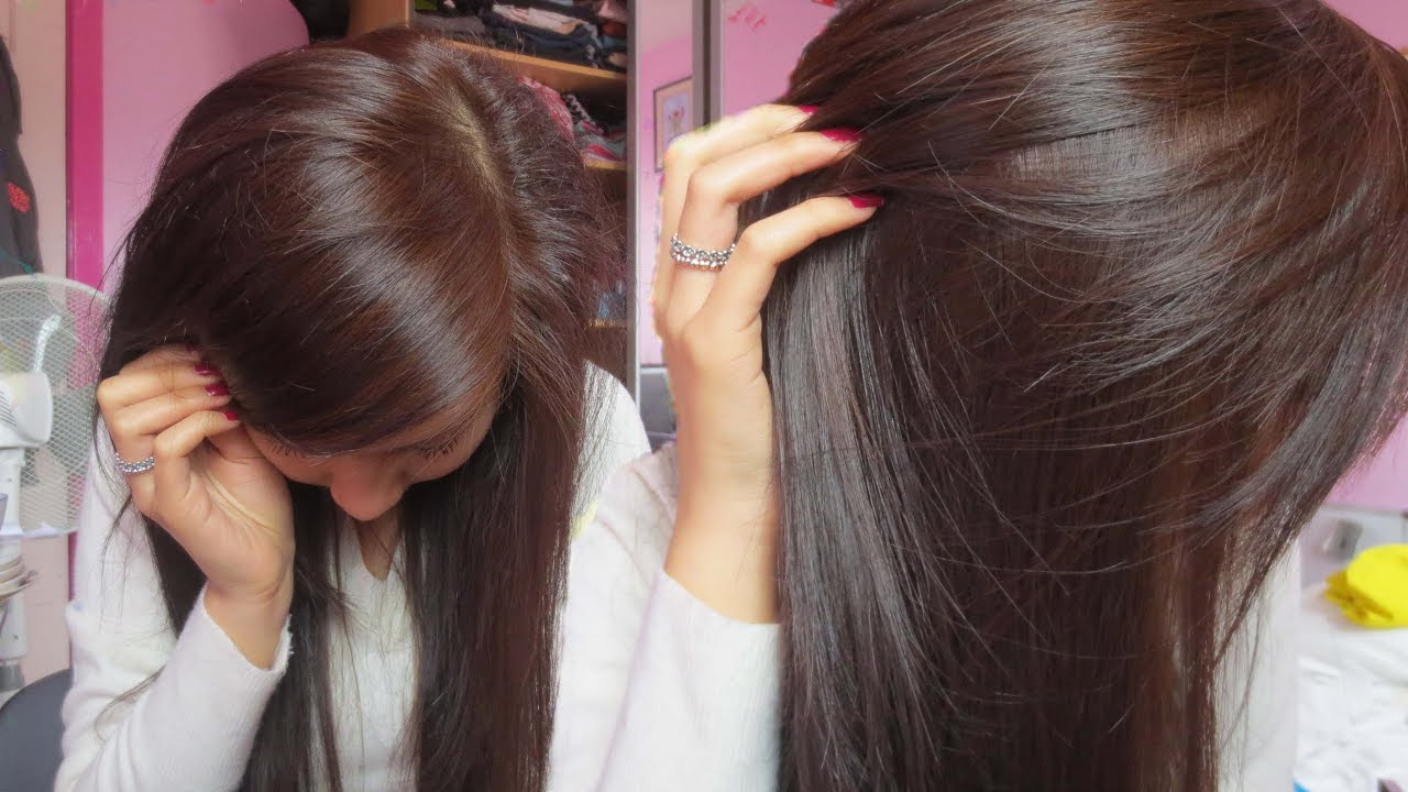 How To Dye Black Hair to Brown without bleaching  very light ash blonde  Emily  YouTube