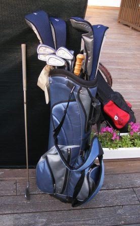 My New Golf Clubs