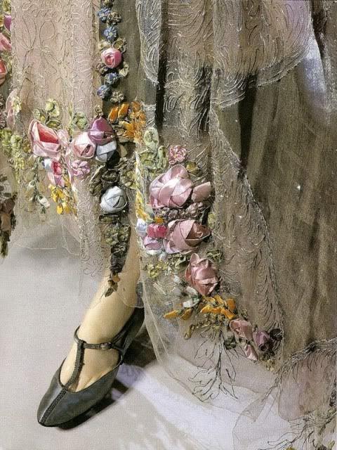 boue soeurs robe de style dress ribbon flowers