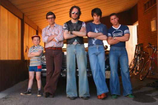 Los cinco hermanos de 'C.R.A.Z.Y.', de Jean-Marc Vallée