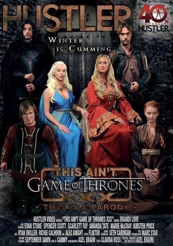 Porn Torrent: This Aint Game Of Thrones: This Is A Parody