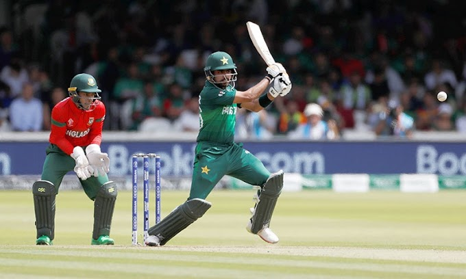 Babar Azam made a new date for Pakistan in the World Cup