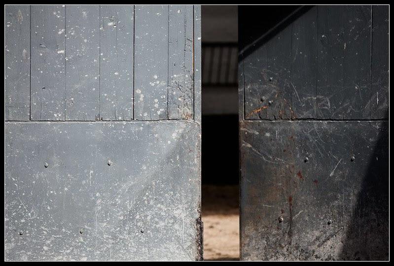 Puerta de los corrales de Las Ventas
