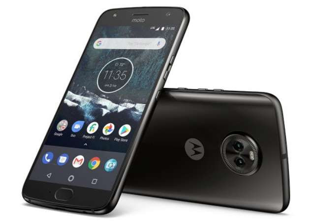 Moto X4 Android One Smartphone