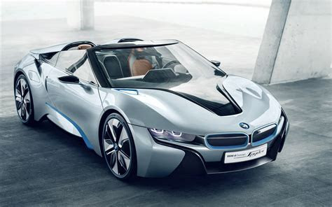 BMW i8 Spyder Concept Car Wallpapers   HD Wallpapers