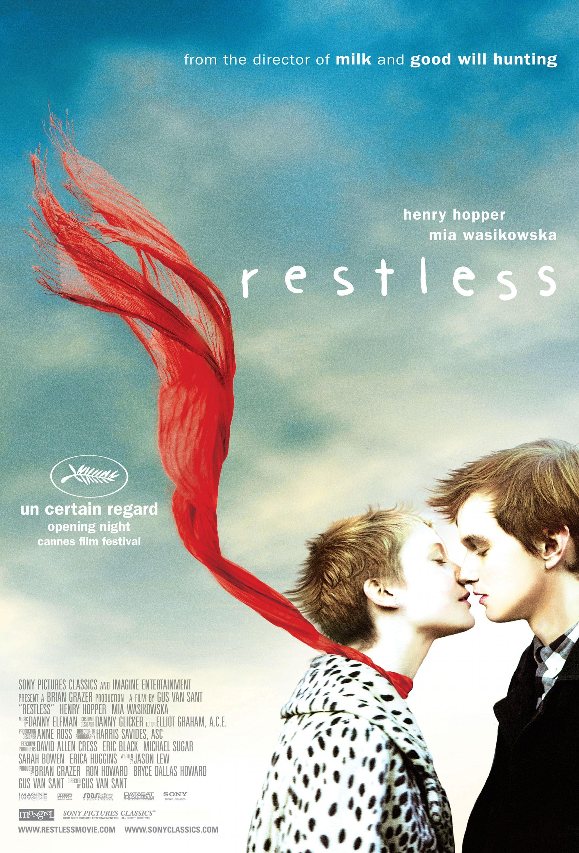 Risultati immagini per restless movie  poster