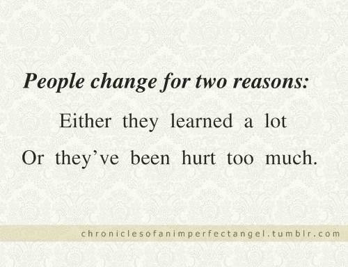 Tumblr Quotes About Life Changes Quotes