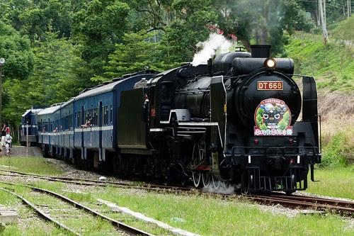 DT668 水里站