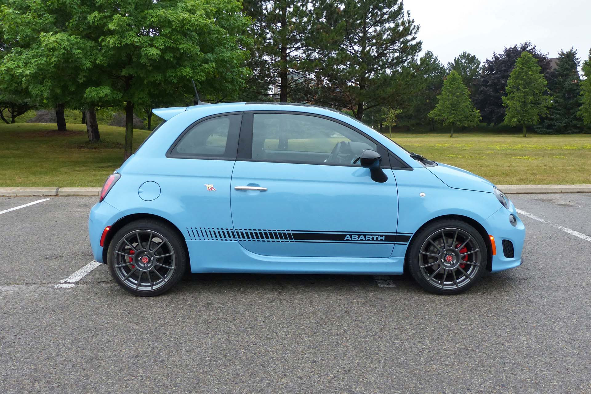 Fiat 500 Abarth Bing Images