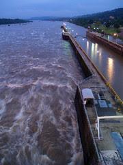 Like A (big dam) Bridge Over Troubled Water