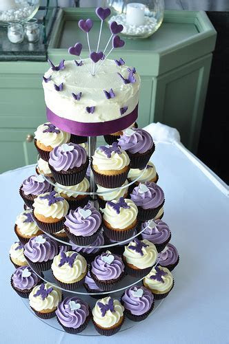 Wedding Cup Cakes Ideas ~ The Wedding Dresses