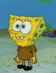 Cursed Spongebob Images