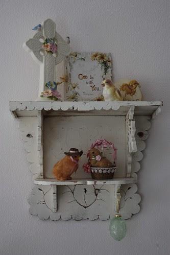 Easter Shelf