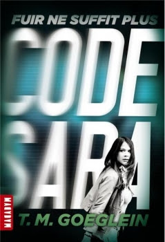 Couverture Code Sara, tome 1