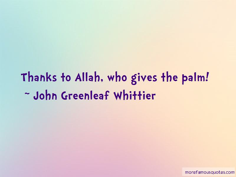 Quotes About Thanks To Allah Top 6 Thanks To Allah Quotes From