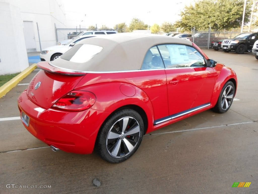 Red Beetle Car Convertible Supercars Gallery