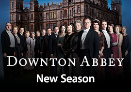 Downton Abbey: New Season