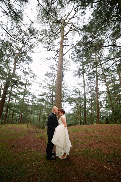 Rustic Baguio Wedding   Philippines Wedding Blog