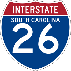 Interstate 85 Business (Spartanburg, South Car...