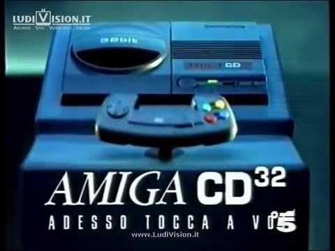 Commodore Amiga CD32 (1993)