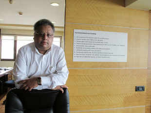 Rakesh Jhunjhunwala's bullish bets take D-Street by surprise