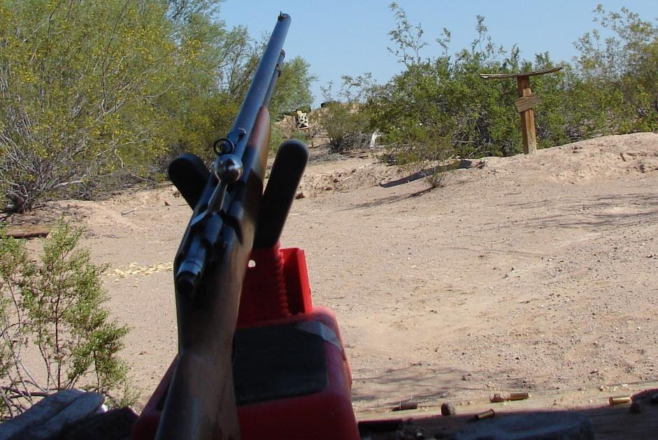 Gun Watch Review Of Marble Arms Bullseye Sight
