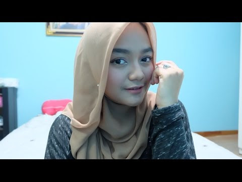 VIDEO : tutorial hijab simple  [bahasa]   rafchannisa - hi there! ini adalah video pertama aku di youtube. semoga bermanfaat yaah!hi there! ini adalah video pertama aku di youtube. semoga bermanfaat yaah!hijabini cocok buat kamu yang male ...