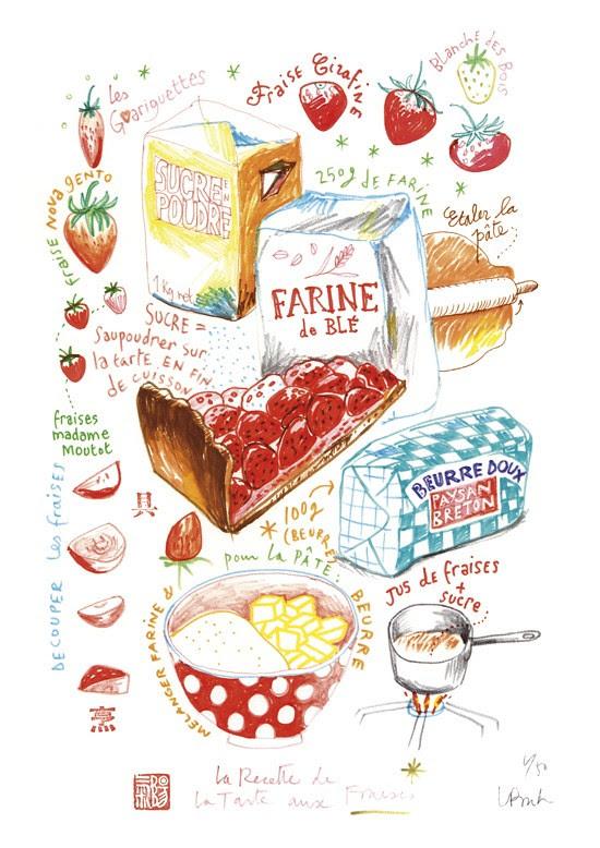 Strawberry Pie by lucileskitchen
