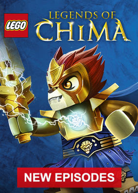 LEGO: Legends of Chima - Season 2