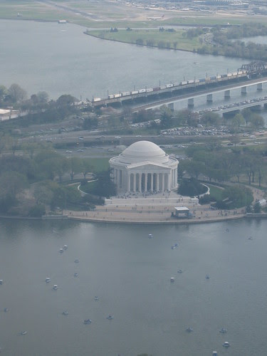 Top of the Washington Monument