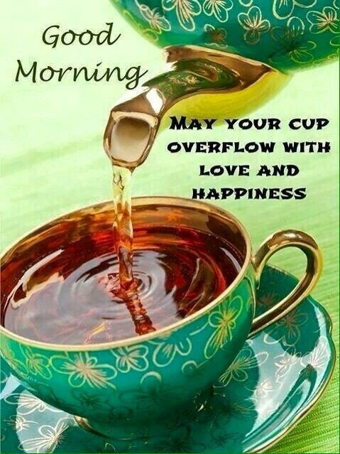 Pouring Tea Good Morning Image Pictures Photos And Images For