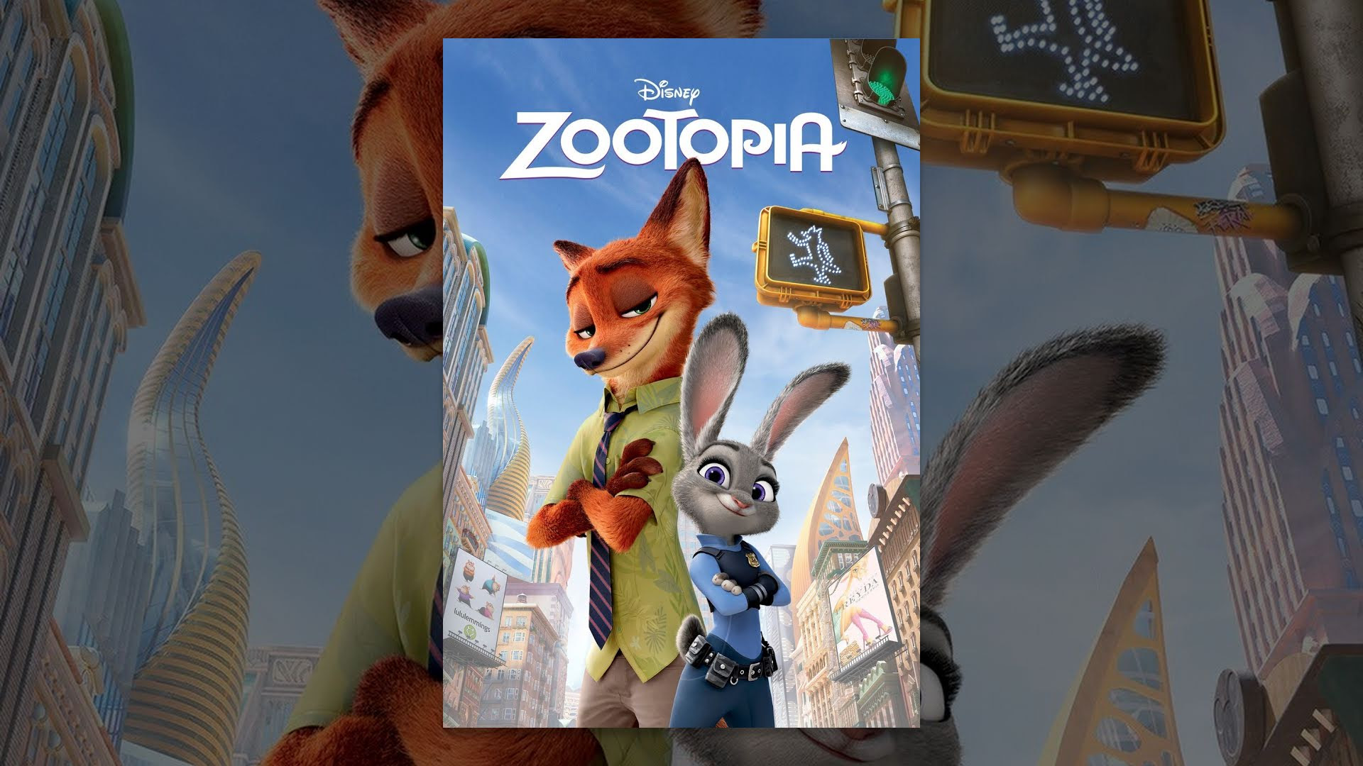 Zootopia Wallpapers High Quality Download Free