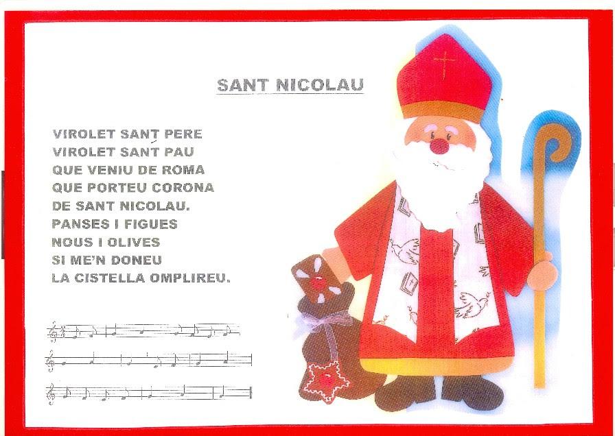 Resultat d'imatges de Sant Nicolau