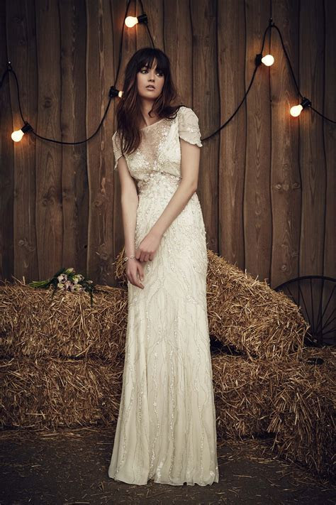 Jenny Packham Bridal Spring 2017 Fashion Show   Bridal