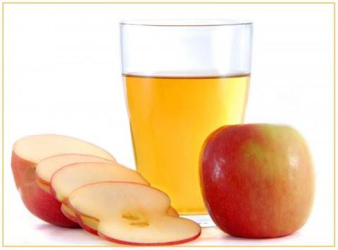 Apple cider vinegar 480x356 ثلاث وصفات طبيعية فعالة لشد الصدر