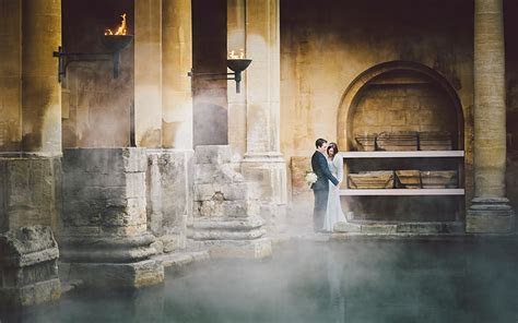 Wedding Venues in South West   Roman Baths and Pump Room
